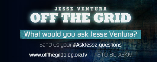 What would you ask Jesse Ventura?